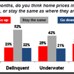 Fannie Mae Housing Survey – Consumers Believe Prices Have Bottomed But Prefer To Rent